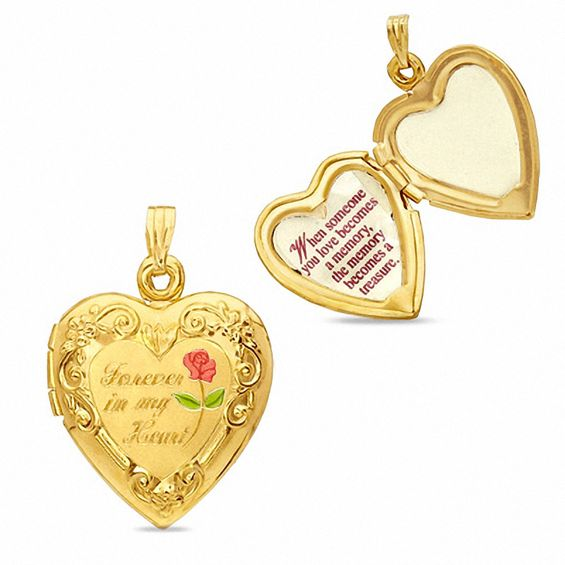 spring dazzle touch forever friend necklace a sister of charm kids girls locket lockets floating always products jewelry