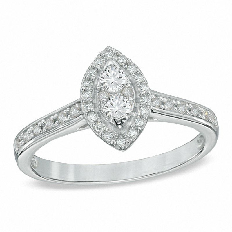cut stone v engagement and ct gold ring composite t w marquise in princesscut princess three tw diamond white p