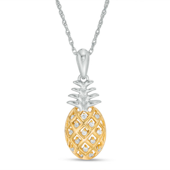 by pendant a shop necklace locket pineapple bill skinner
