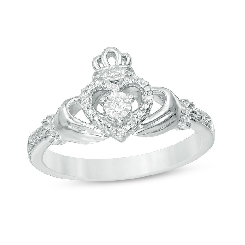 Jewelry Best Seller Sterling Silver Claddagh Ring